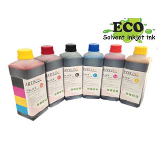 artisJet Ecosolvent Inks
